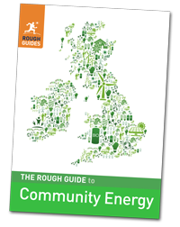 The Rough Guide to Community Energy Cover